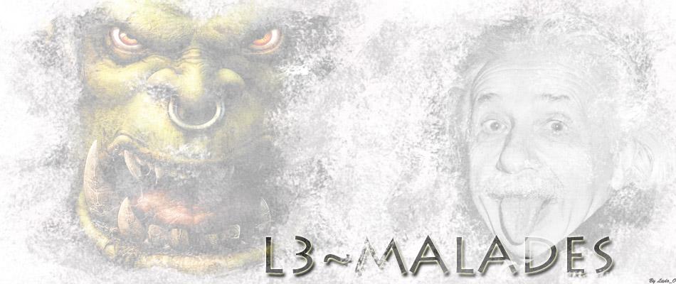 L3~MALADES - MAL3 Index du Forum