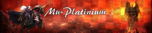 Mu~Platinium Index du Forum