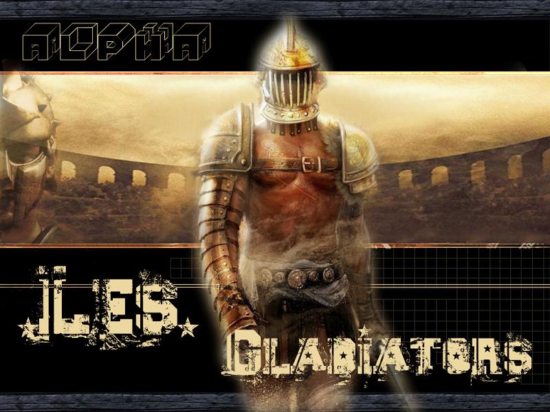 -les gladiators- Index du Forum
