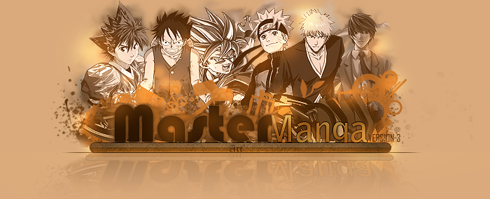 Master Manga Art Index du Forum