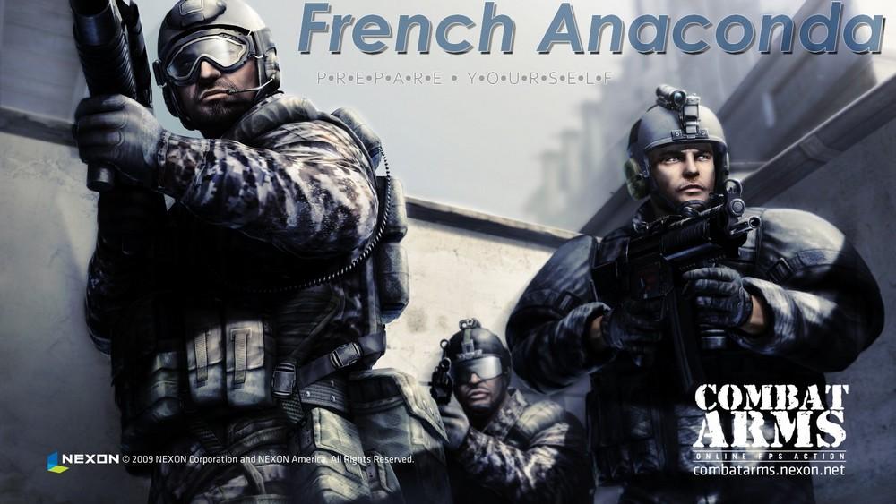 French Anaconda Index du Forum