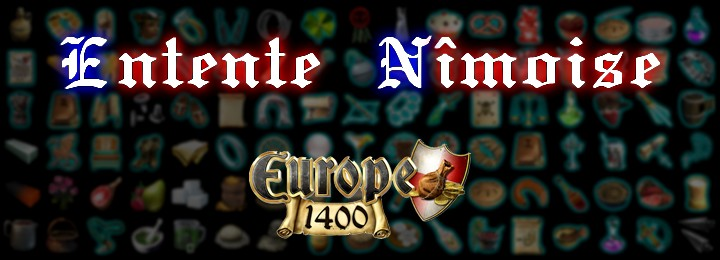 Guilde Entente Nîmoise Index du Forum