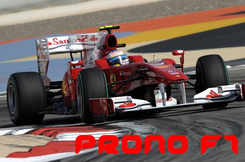 prono f1 Index du Forum