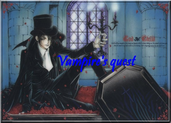 Vampire's Quest Index du Forum