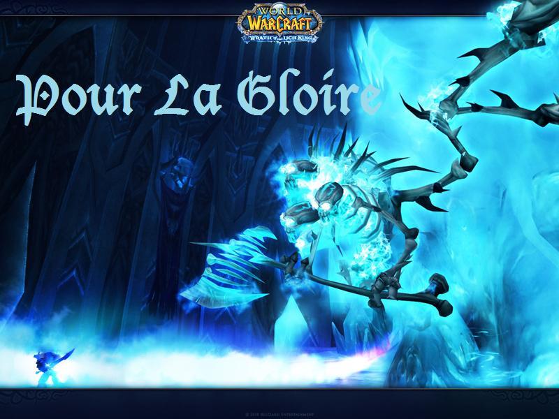 """la guilde """"pour la gloire"""" de khaz modan Index du Forum"""