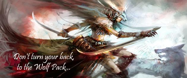 wolf pack - la meute Index du Forum