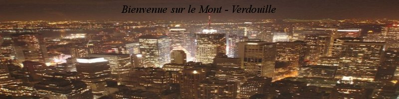 Mont-Verdouille Index du Forum