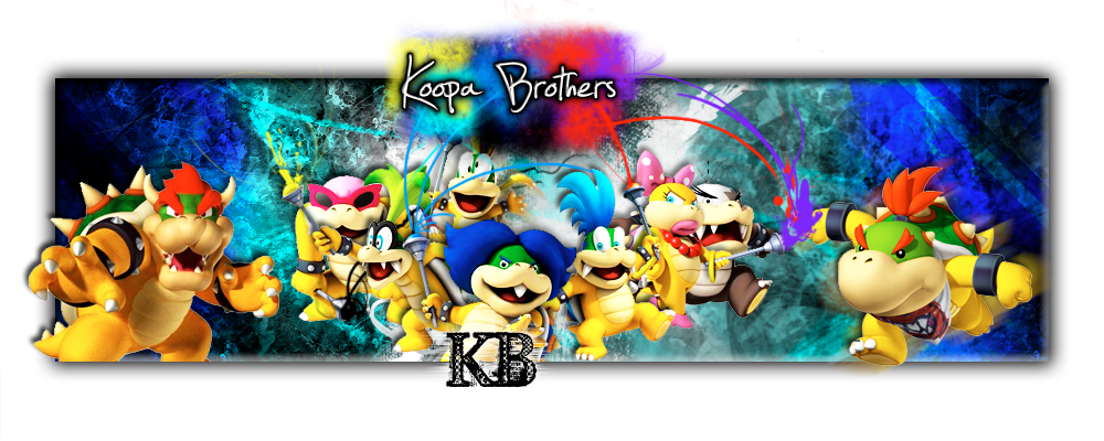 Koopa Brothers Index du Forum