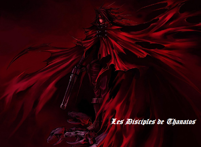 les Disciples de Thanatos Index du Forum