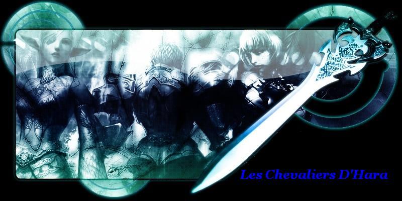 les chevaliers d'hara Index du Forum