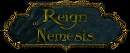 Reign of Nemesis Index du Forum