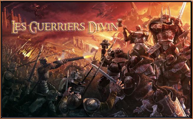 Guerriers divins - My - Ikariam Index du Forum