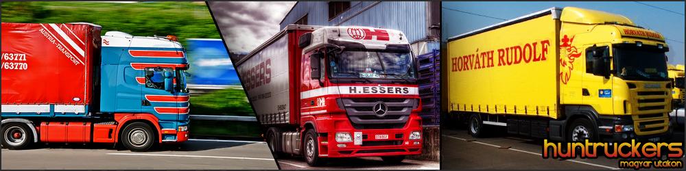 :HunTruckers: - Hungarian Truck Sim and Simulator's forum - German and Euro Truck Sim Forum Index