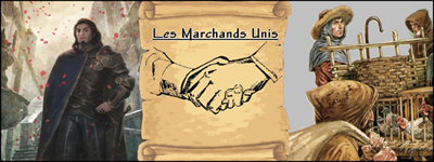 Guilde des Marchands Unis - Europe 1400 Index du Forum