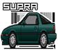 Toyota Supra JZA70