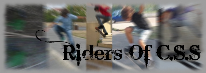 Riders of CSS Index du Forum