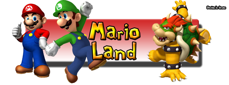 Mario Land Index du Forum