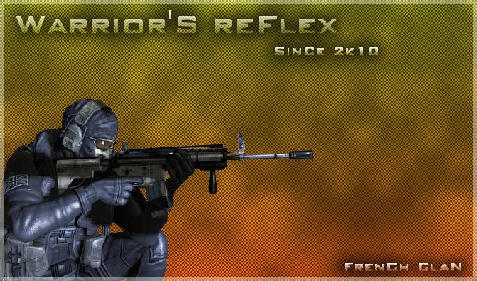 warriors-reflex Index du Forum