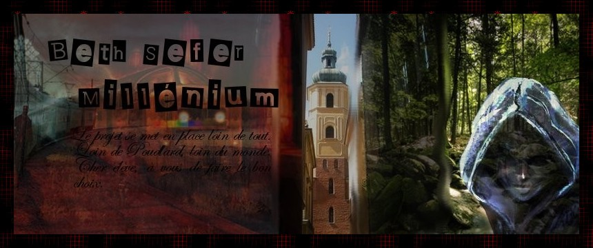 Beth Sefer Millénium Index du Forum