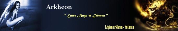 Légion Arkheon Index du Forum