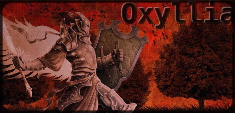 ~Oxyllia~ Index du Forum