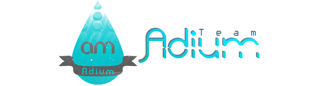 Team-Adium Index du Forum