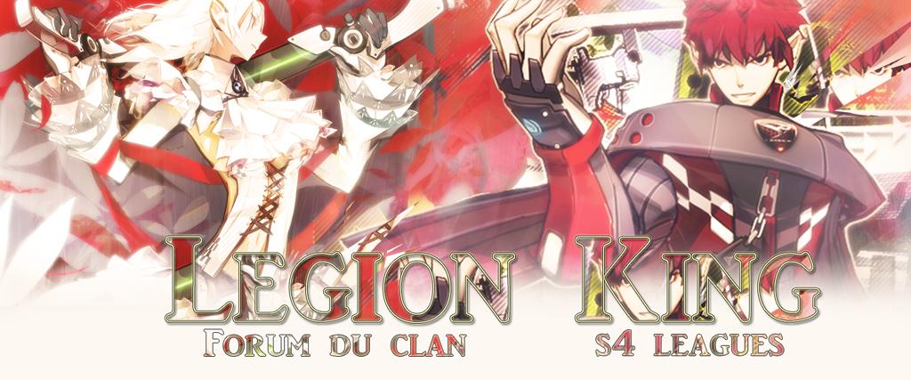 Legion King Index du Forum