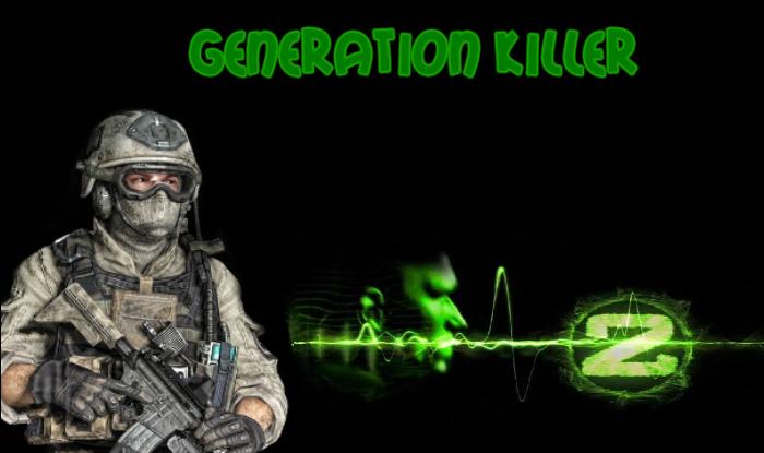 géneration killer Index du Forum