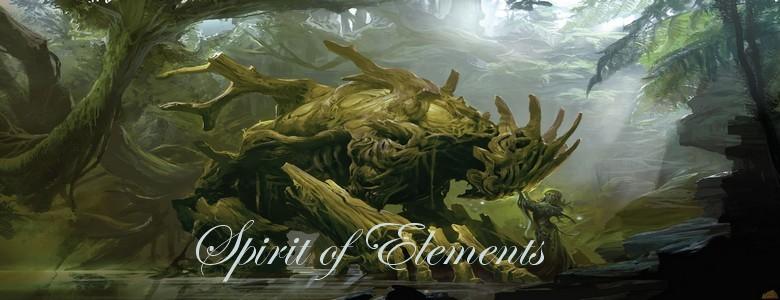 spirit of elements Index du Forum