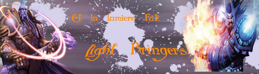 La Guilde Light Bringers Du serveur Wow Generation Index du Forum