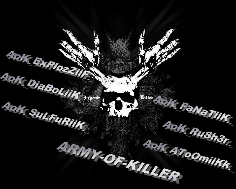 team army-of-killer  Index du Forum