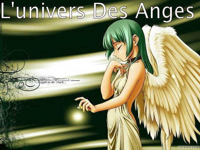 L'univers des Anges Index du Forum