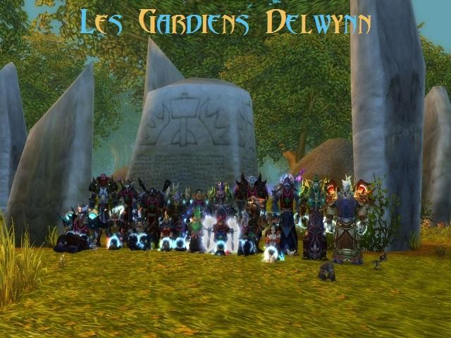 Les Gardiens Delwynn Index du Forum