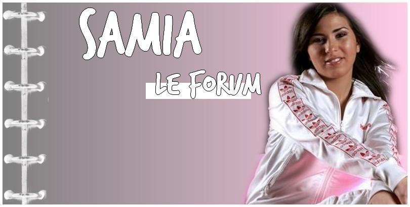 Samia Le Forum de soutien Index du Forum