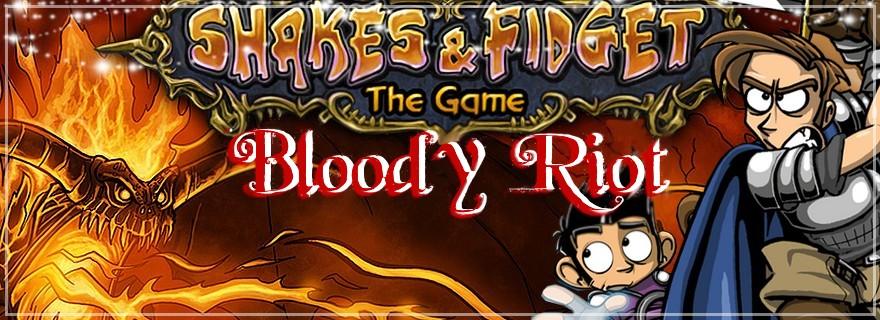 bloody riot Index du Forum