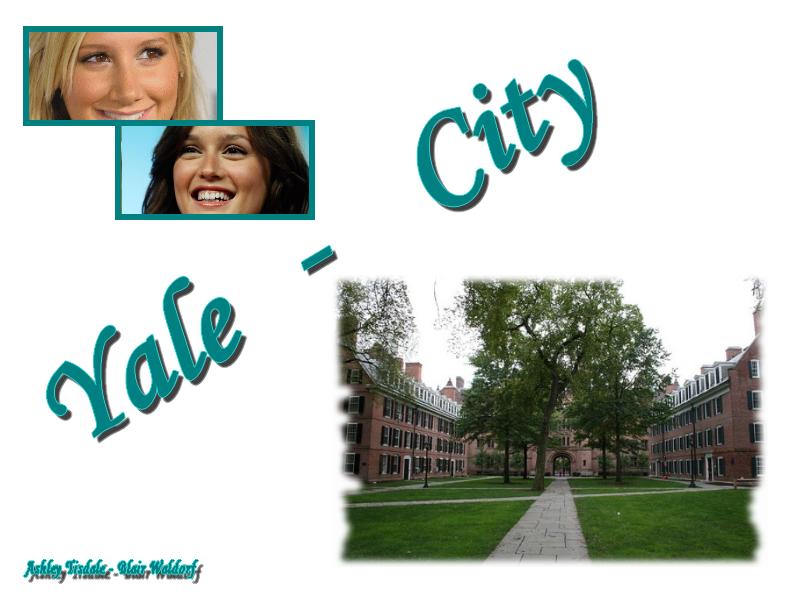 yale city Index du Forum